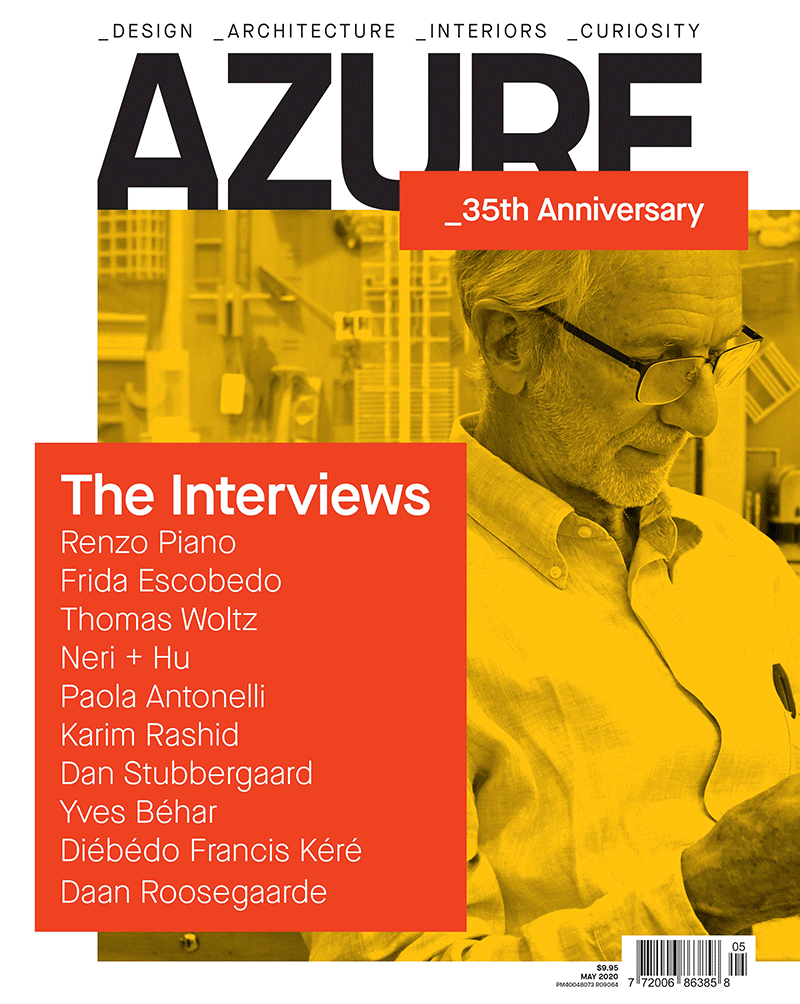 Azure Cover