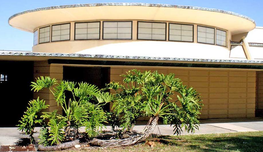 Frank Lloyed Wright in Florida 02