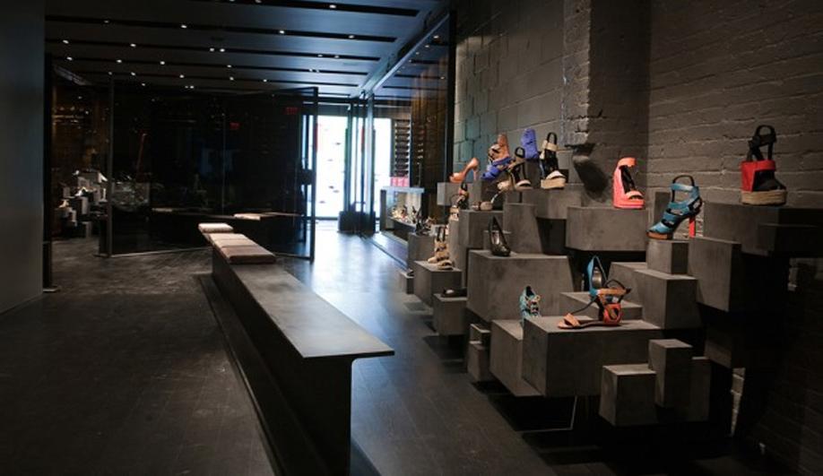 Pierre Hardy shop in New York 01