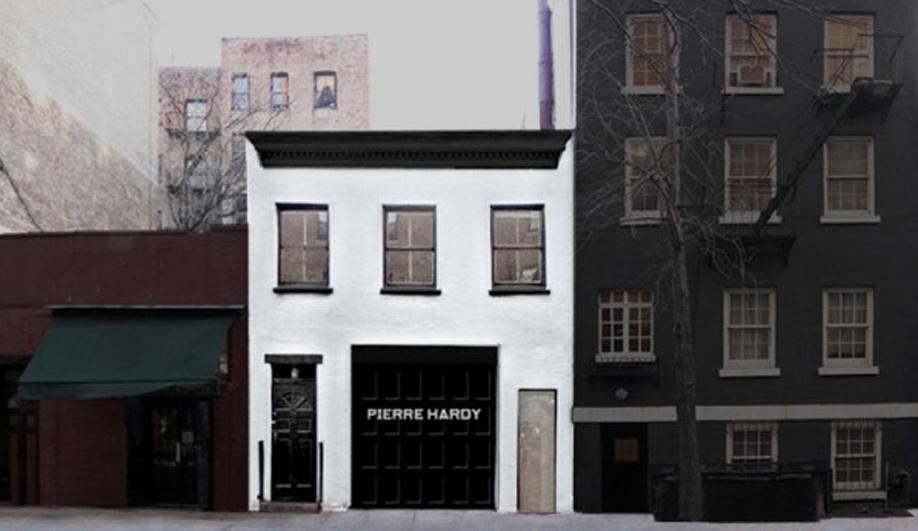 Pierre Hardy shop in New York 02