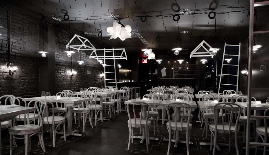 New York's new pop up restaurant 01