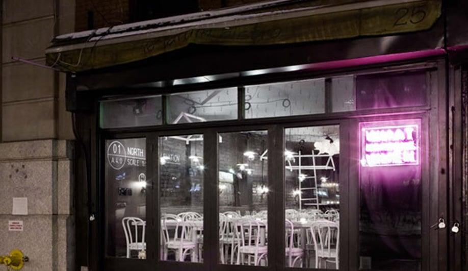 New York's new pop up restaurant 09