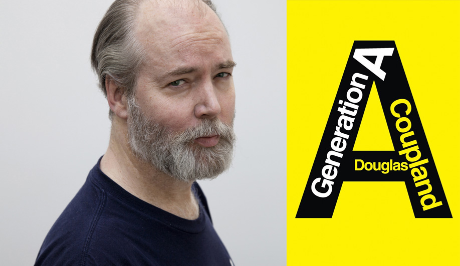 What's on Douglas Coupland's mind 01