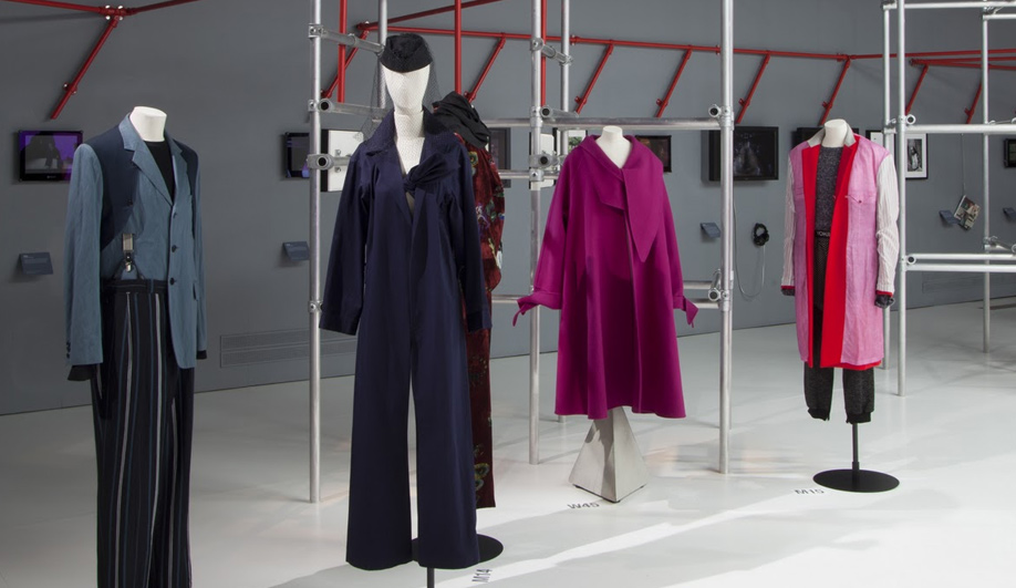 On exhibit The genius couture of Yohji Yamamoto 05