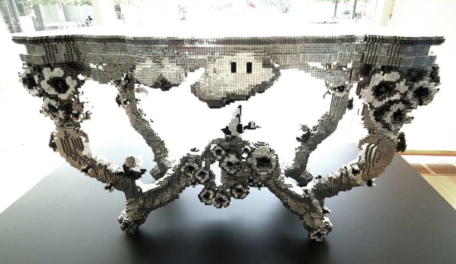 Joris Laarman at High Museum of Art in Atlanta 03