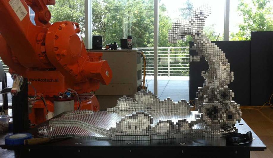 Joris Laarman at High Museum of Art in Atlanta 04