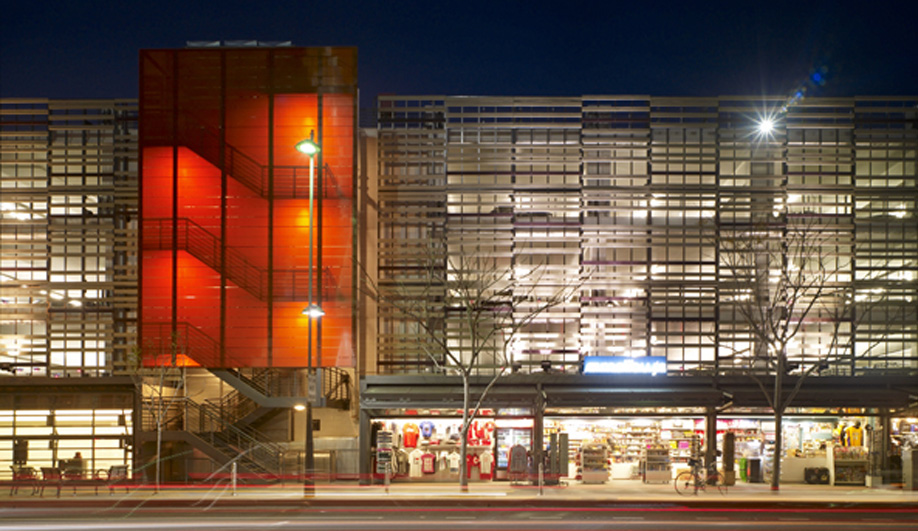 Brooks + Scarpa revamp Frank Gehry's parking garage 03