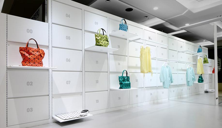 05375e364d New Issey Miyake shop in Sapporo, Japan - Azure Magazine | Azure ...
