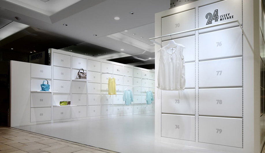 New Issey Miyake shop in Sapporo, Japan 05