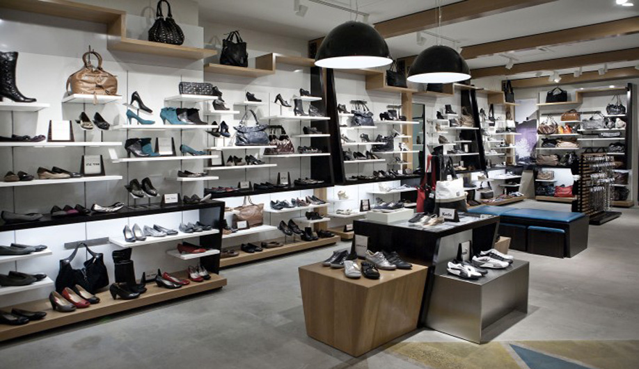 Retail therapy Pompei A.D.'s interiors for Locale 02