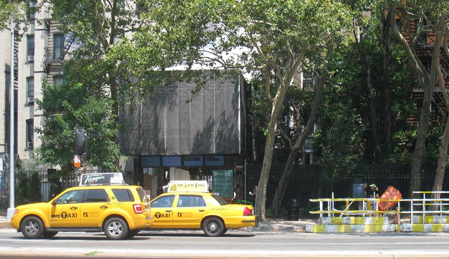 BMW Guggenheim Lab opens in New York 01