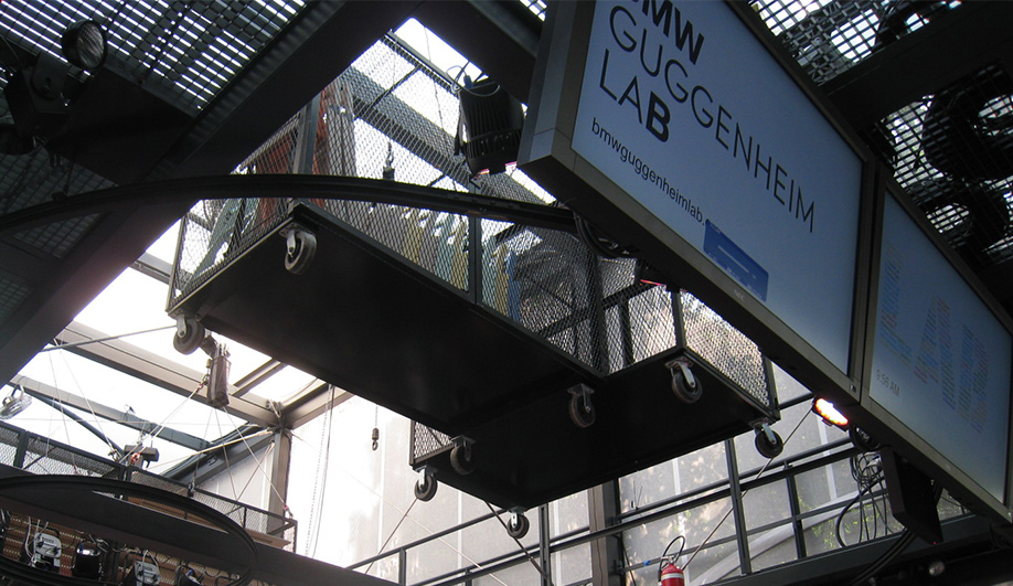 BMW Guggenheim Lab opens in New York 03