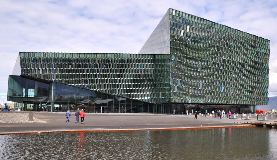 Harpa Reykjaviks new concert hall officially opens 01