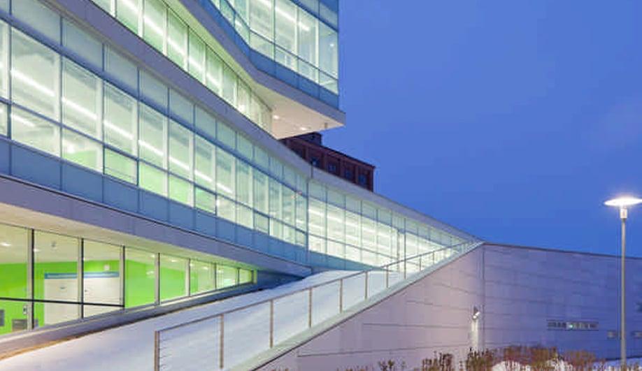 Toshiko Mori Architect's Center of Excellence 02