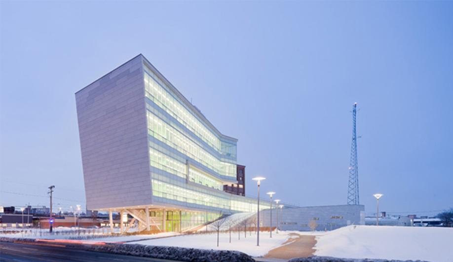 Toshiko Mori Architect's Center of Excellence 03