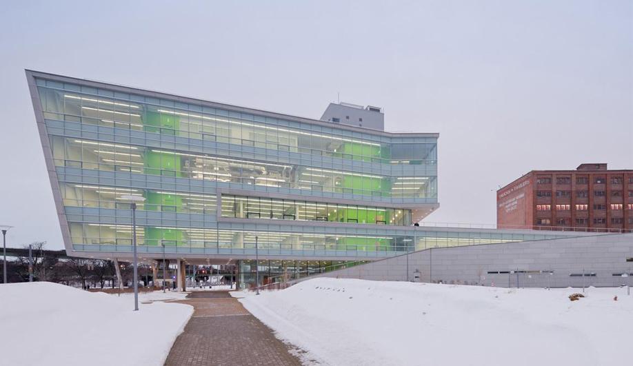 Toshiko Mori Architect's Center of Excellence 04