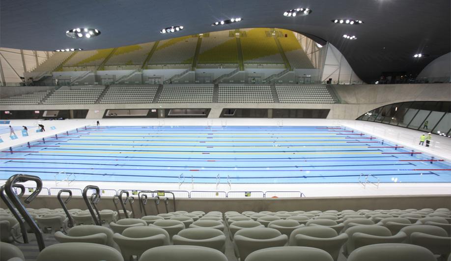 Zaha Hadid's Olympic Aquatics Centre 02