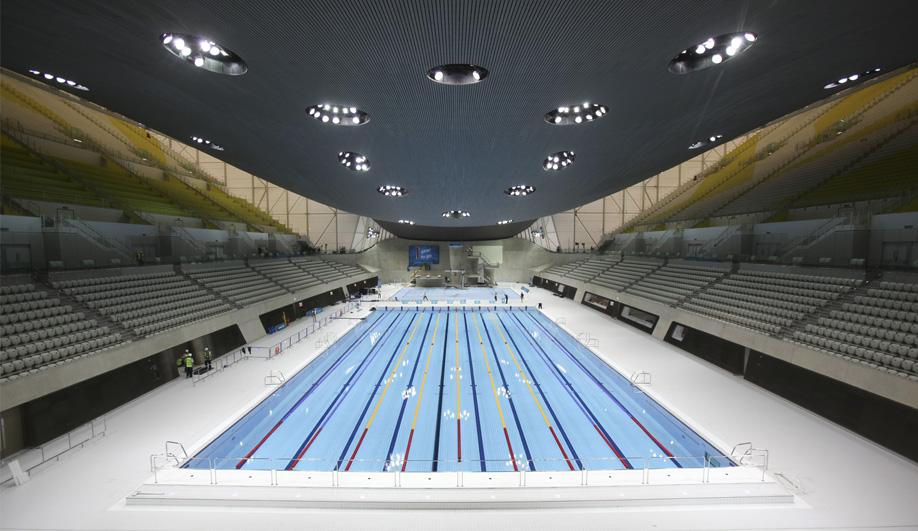 Zaha Hadid's Olympic Aquatics Centre 03