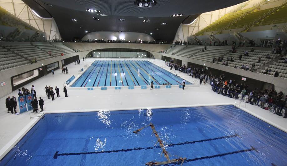 Zaha Hadid's Olympic Aquatics Centre 05