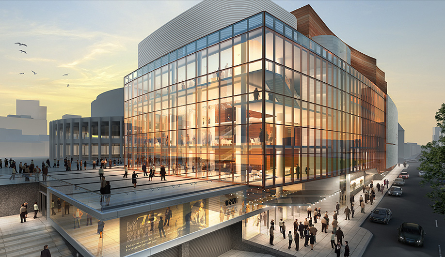A new home for the Montreal Symphony Orchestra 02