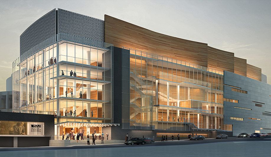 A new home for the Montreal Symphony Orchestra 05