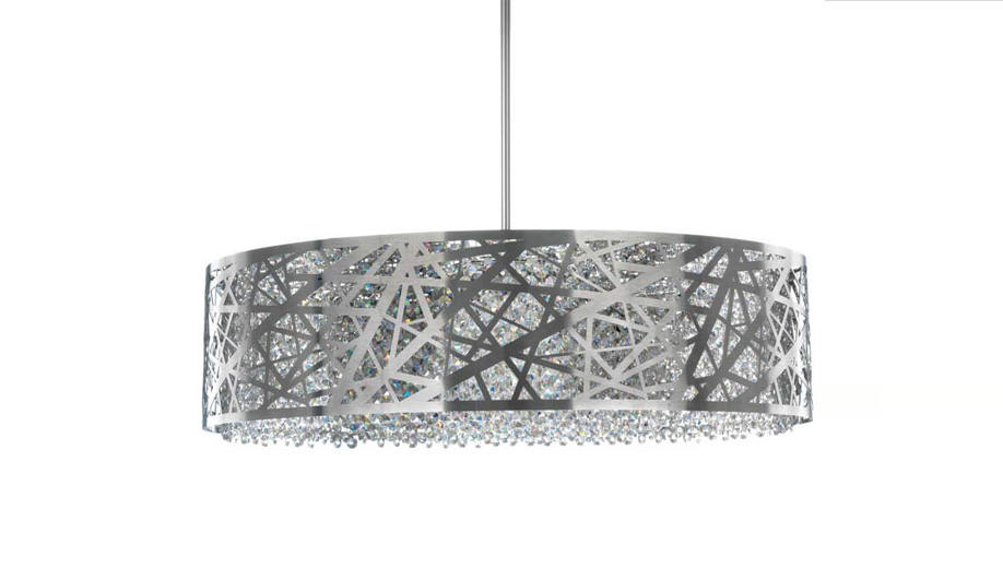 Crystal Clear Decorative Lighting 02