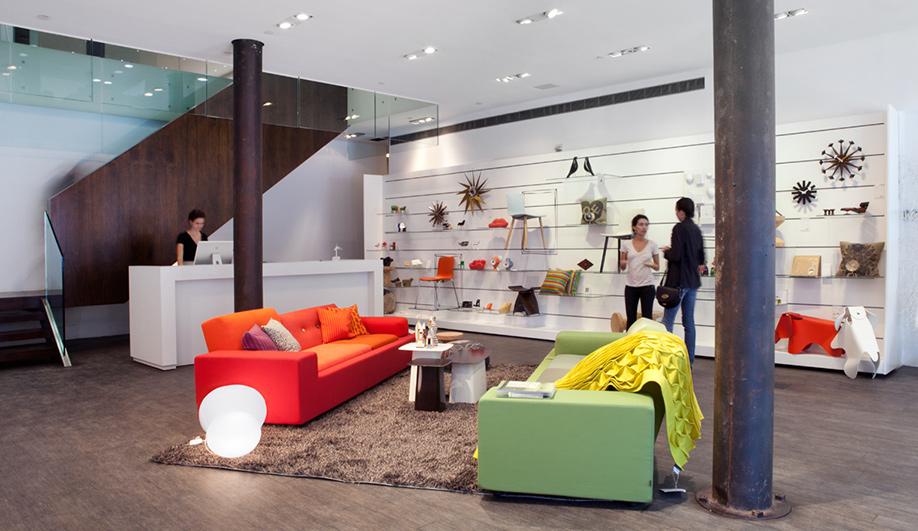 Axor joins Vitras refurbished Manhattan showroom 04