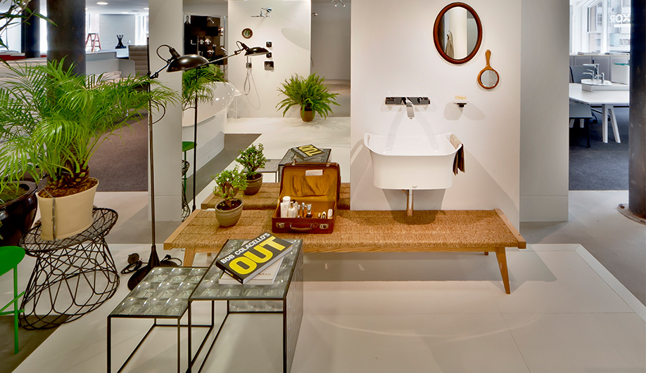 Axor joins Vitras refurbished Manhattan showroom 07