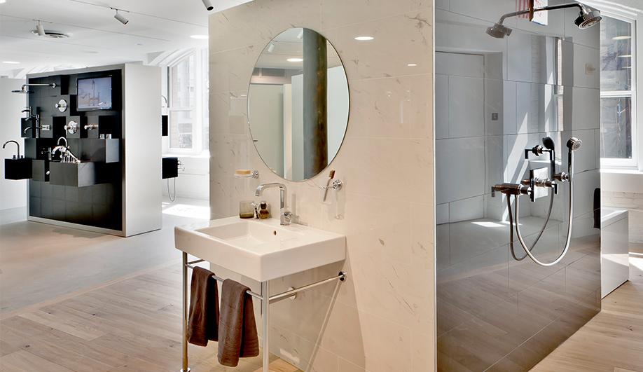 Axor joins Vitras refurbished Manhattan showroom 08