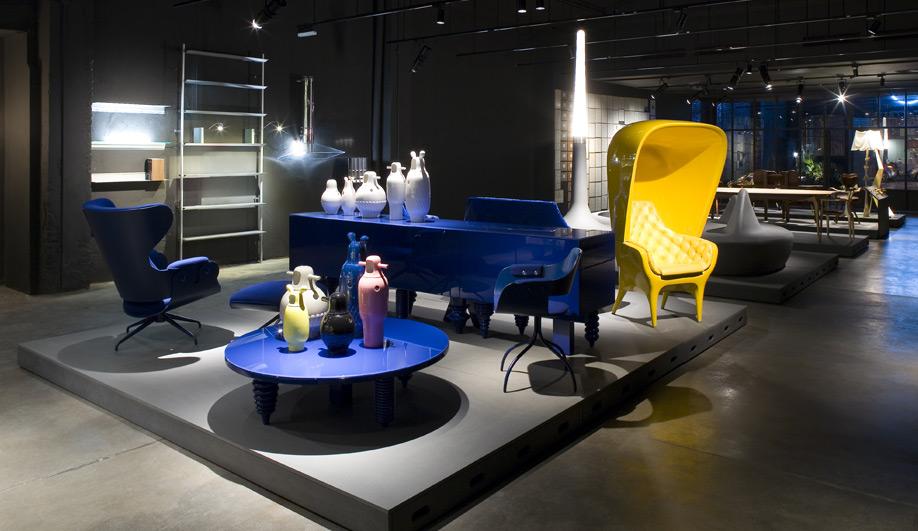 BD Barcelonas fantastic new showroom 01