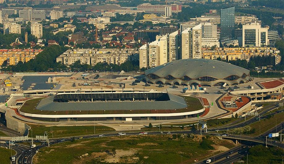 Mega sports and cultural complex in Slovenia 02