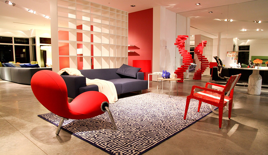 Poltrona Frau Group unveils new showroom in Miami 01