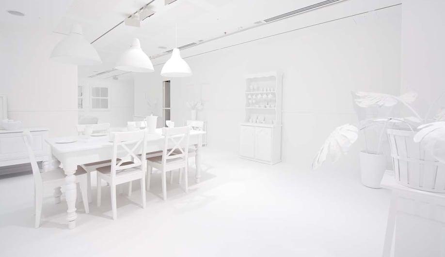 Yayoi Kusamas Obliteration Room 02