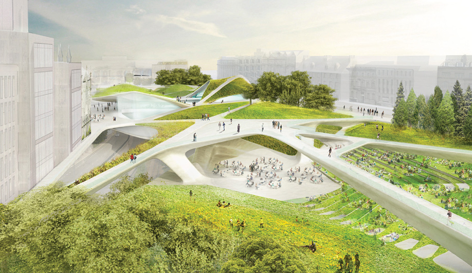 Aberdeen City Garden Project Proposal Announced 02