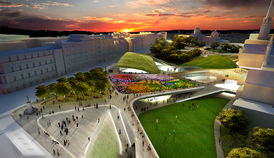 Aberdeen City Garden Project Proposal Announced 03