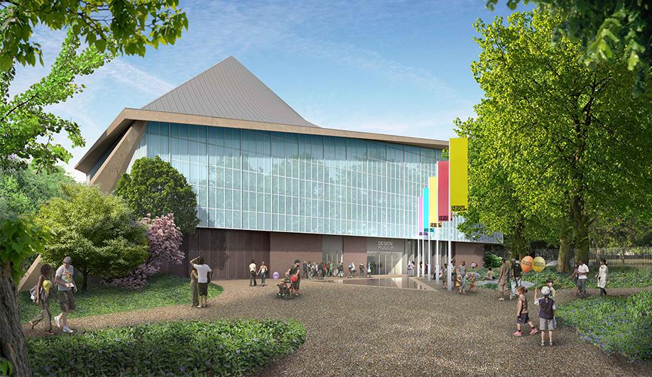 Design Museum unveils plans for new building 01