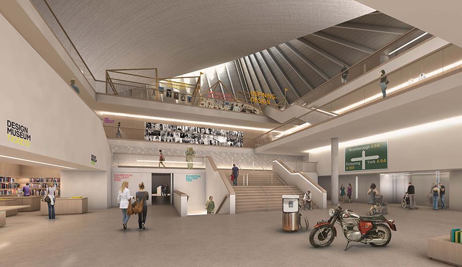 Design Museum unveils plans for new building 02