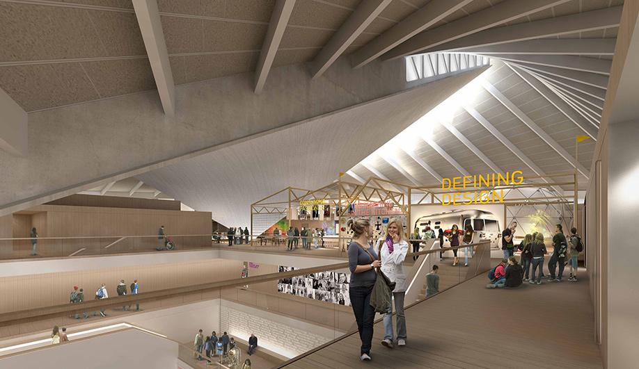 Design Museum unveils plans for new building 03