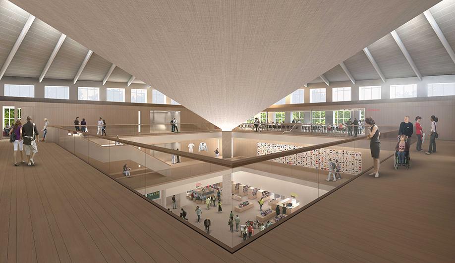 Design Museum unveils plans for new building 04
