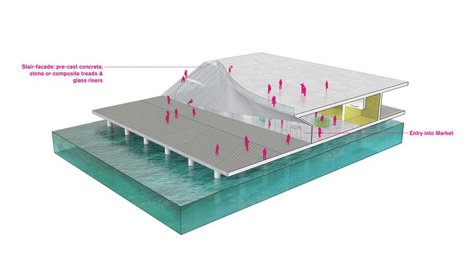 James Corner wins Navy Pier redesign 05