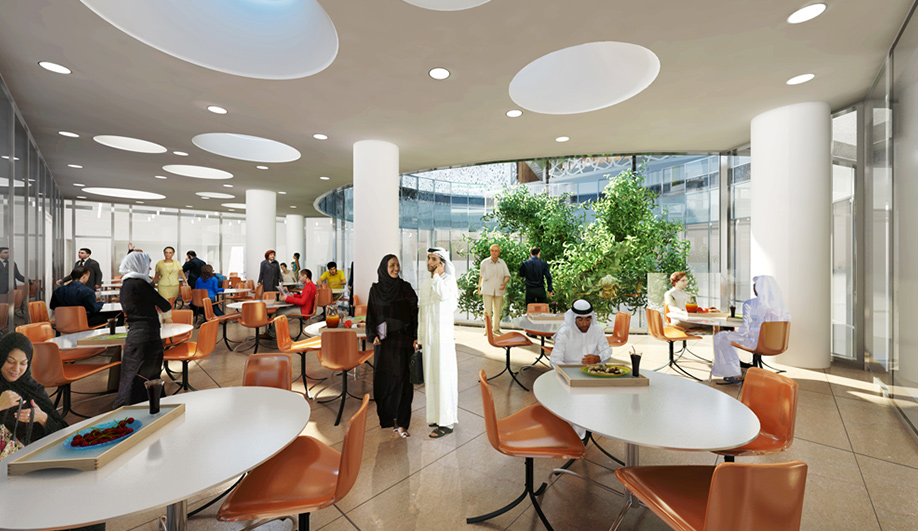 SOMs state-of-the-art hospital for Abu Dhabi 03