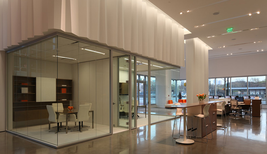Teknions bright new Atlanta showroom 01