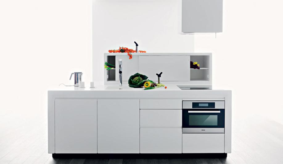Milan 2012 The new Alessi kitchen 01