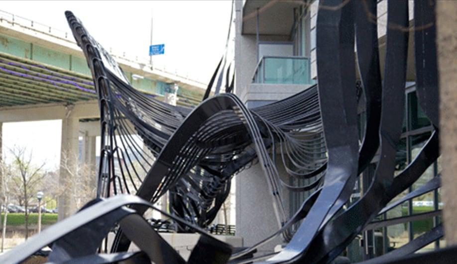 Vito Acconcis wild public art piece in Toronto 02