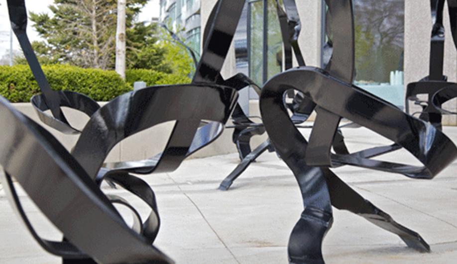 Vito Acconcis wild public art piece in Toronto 06