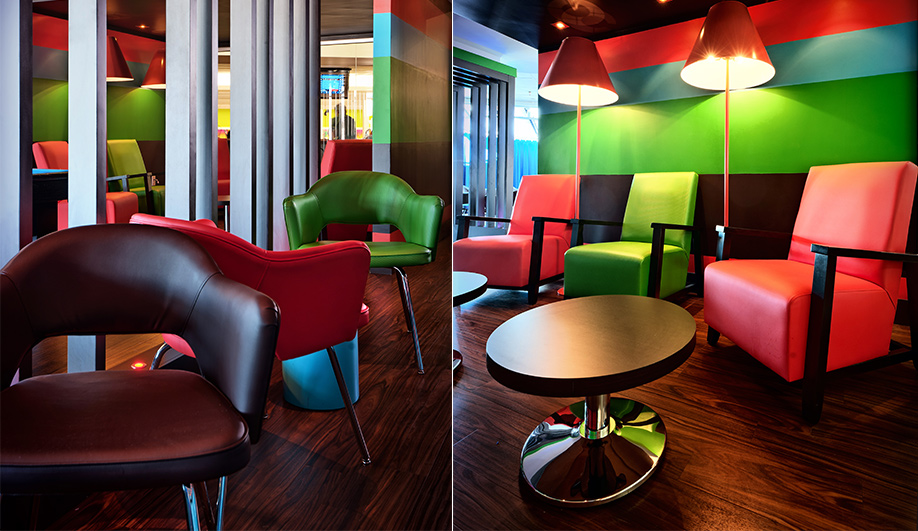 A technicolour hangout in Quebec 02