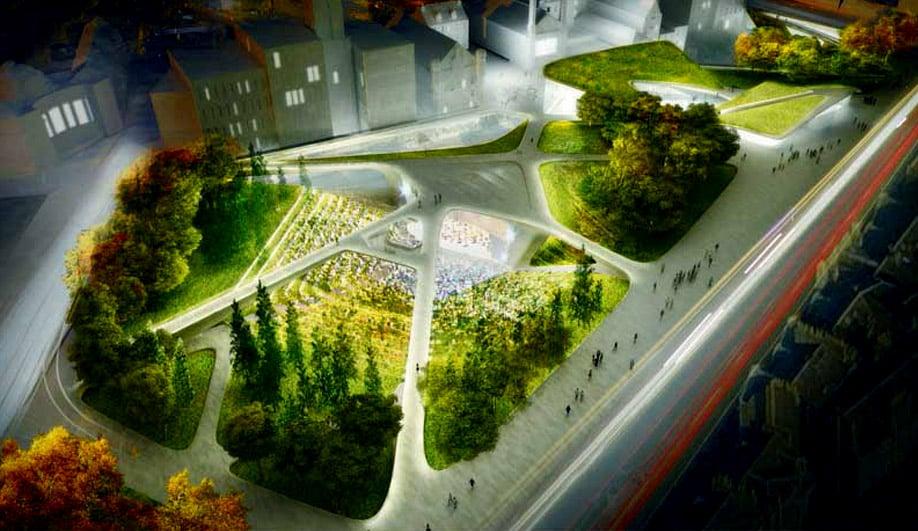 Aberdeen City Garden project proposal announced