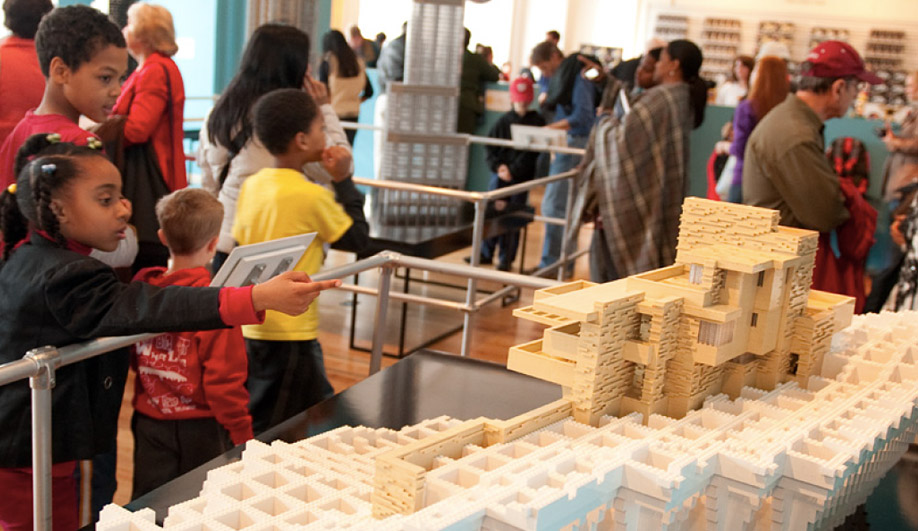 What's On: Lego Architecture – Towering Ambition