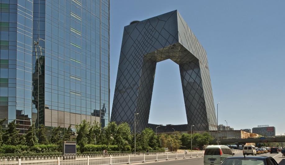 OMA completes CCTV headquarters 01