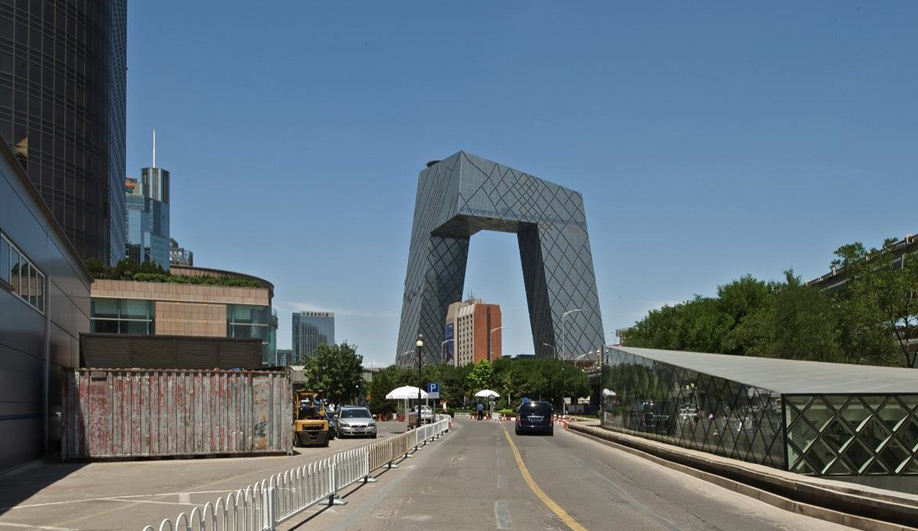 OMA completes CCTV headquarters 03